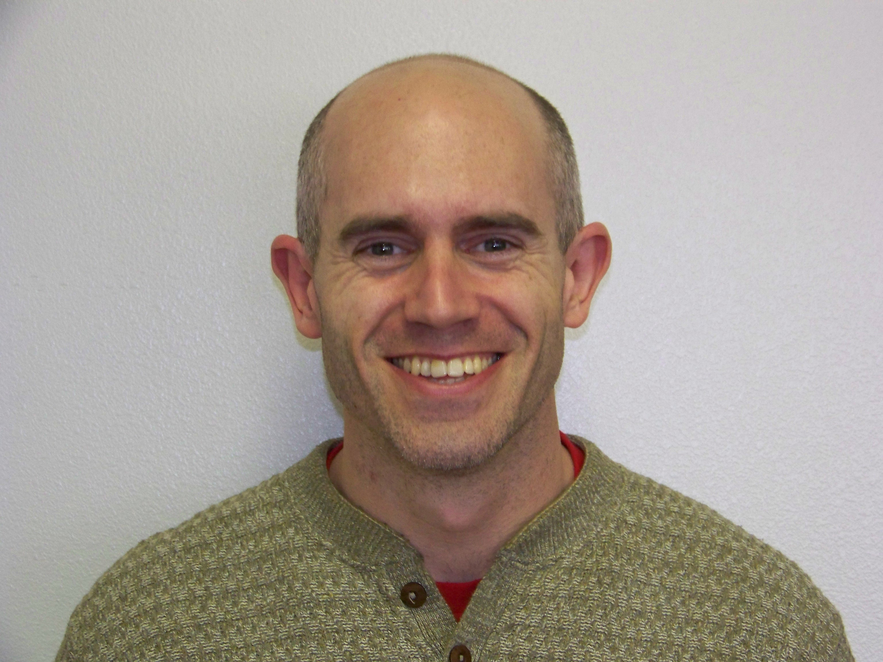 Photo of Andrew Barnes, Ph.D., BCB